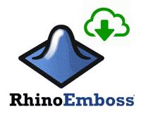 دانلود پلاگین RhinoEmboss راینو