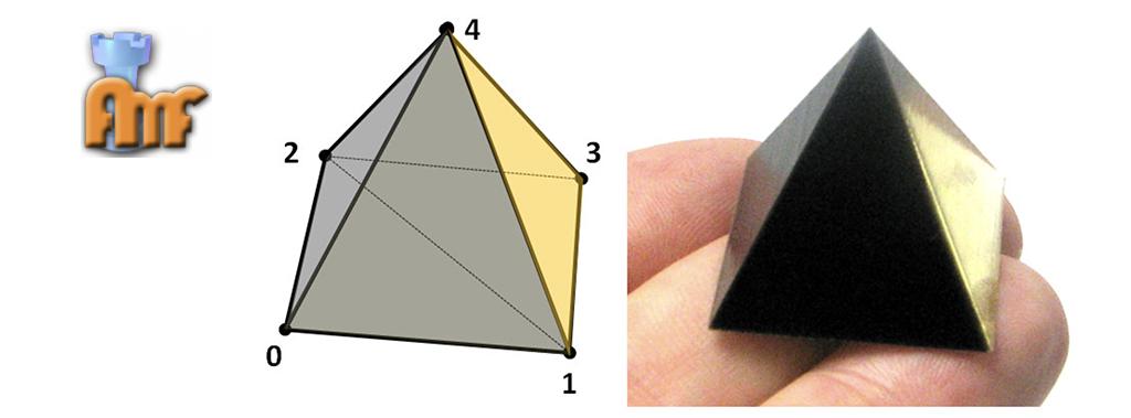 فرمت AMF برای پرینت سه بعدی در راینو 6