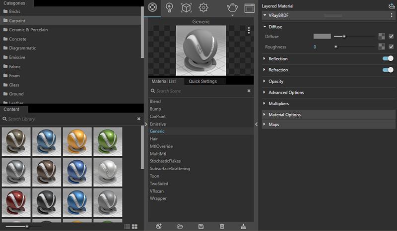 Rhino 3.6 UI