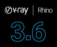 Vray 3.6 for Rhino