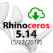 دانلود Rhinoceros 5.14 (تاریخ 5/22/2017)+ Crack